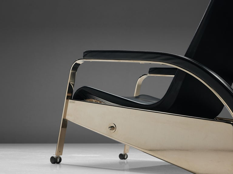 Jean Prouvé Grand Repos Lounge Chair for Tecta For Sale 2