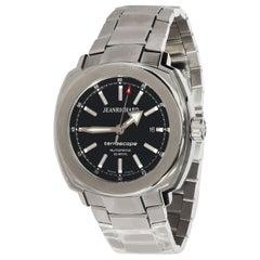 Jean Richard Terrascope 60500-11-601-11A Men's Watch in Stainless Steel