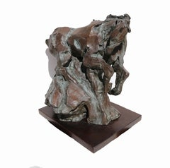 Genesis, Bronze Horse Sculpture by Jean Richardson