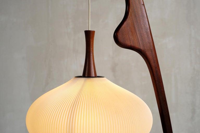 Jean Rispal, tripod floor lamp N ° 14.950 called