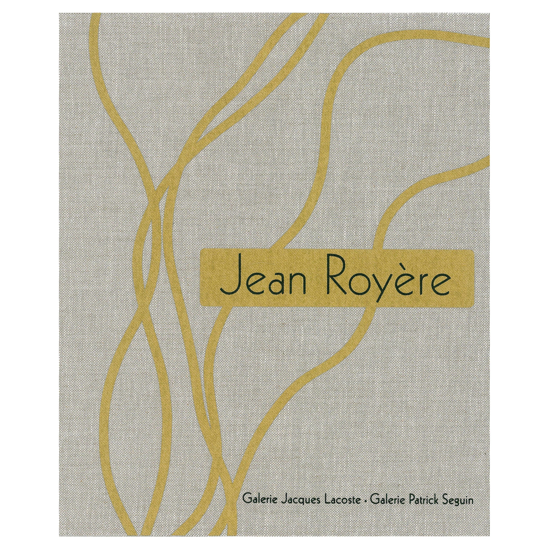 Jean Royère, Book