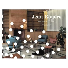 Jean Royère, Decorateur a Paris Book