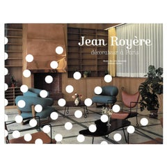 Jean Royère, Decorateur a Paris, Book