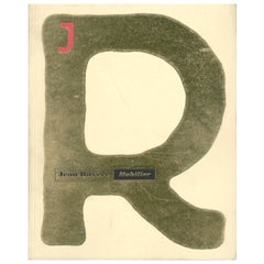 """""""Jean Royere - Mobilier"""", Book"""