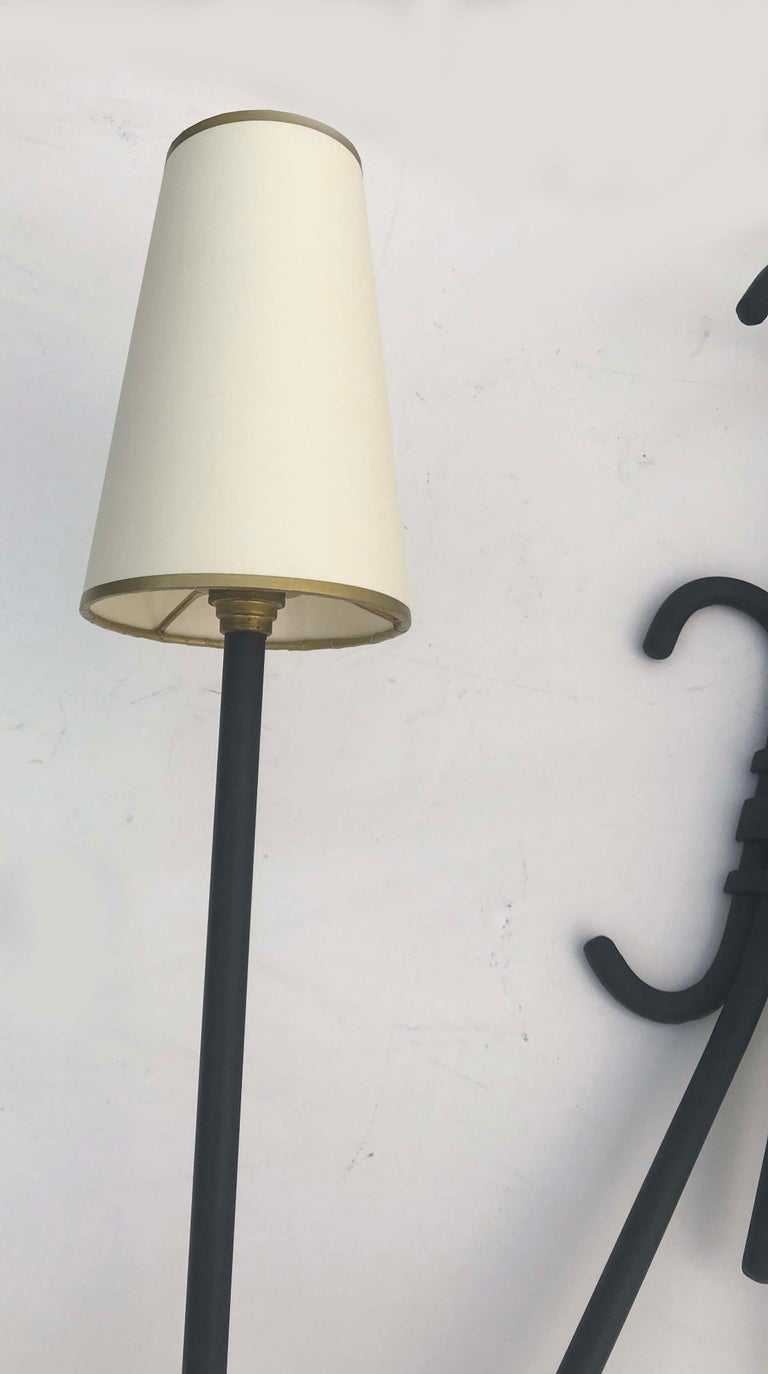 French Huge Pair of Sconces For Sale