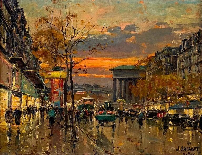 Boulevard des Capucines, Paris by Jean Salabet For Sale 1