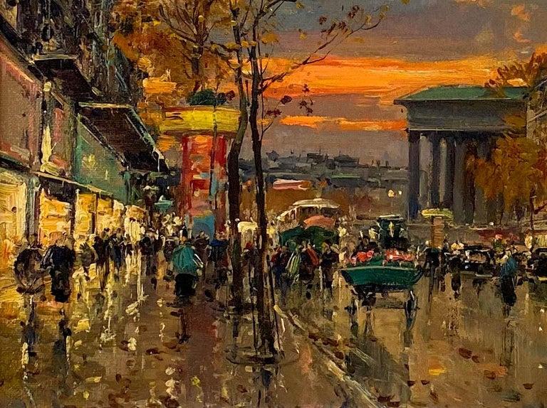 Boulevard des Capucines, Paris by Jean Salabet For Sale 2