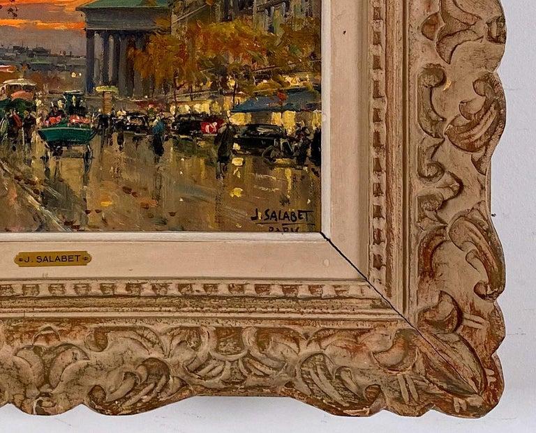Boulevard des Capucines, Paris by Jean Salabet For Sale 3