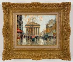 La Madeleine, Paris by Jean Salabet