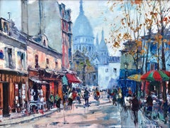"""View of Sacre Coeur"""
