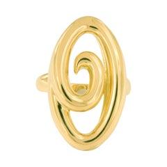 Jean Vitau Harmonie 18 Karat Gold Ring