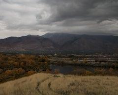 A Storm is Building, Odgen, Utah