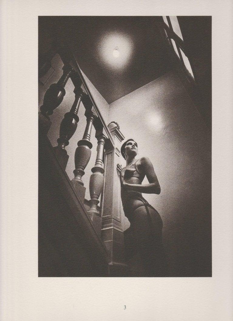 Portfolio Intimode - Les Dessous de la mode - Photograph by Jeanloup Sieff