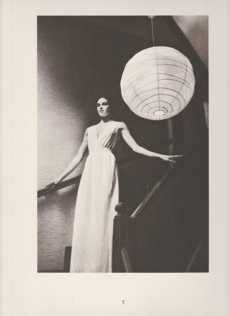 Portfolio Intimode - Les Dessous de la mode - Black Black and White Photograph by Jeanloup Sieff