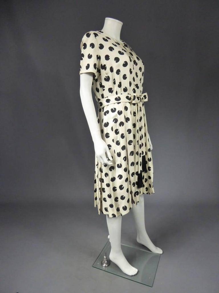 Women's Jeanne Lanvin Castillo Haute Couture For Sale
