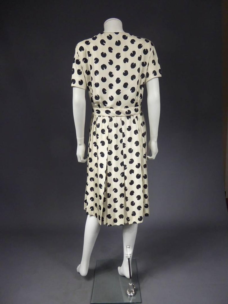 Jeanne Lanvin Castillo Haute Couture For Sale 2