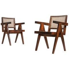 "Jeanneret ""King chair"" Chandigarh"
