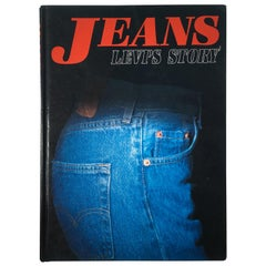 Jeans, Levi's Story 1st Edition 1990