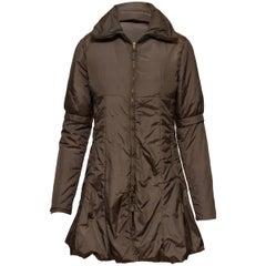 Jean's Paul Gaultier Brown Puffer Jacket