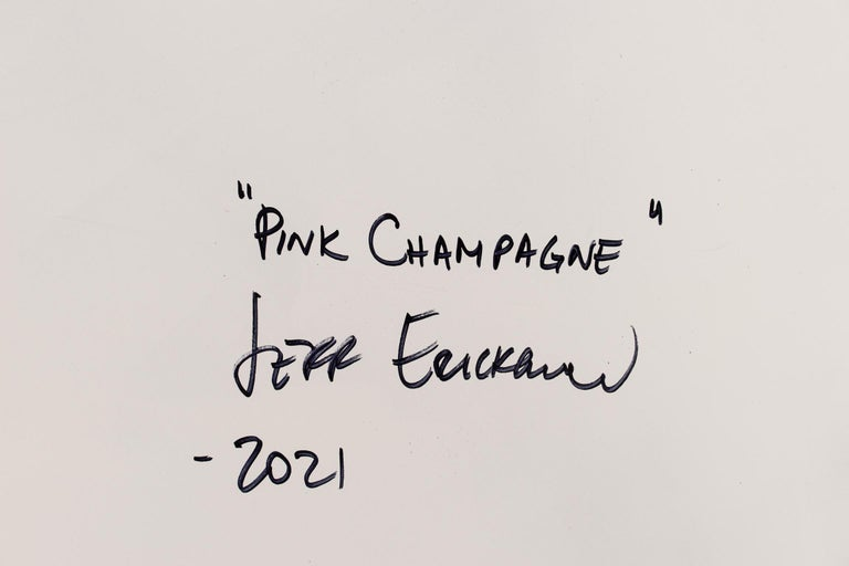 The Five Senses: Pink Champagne For Sale 1