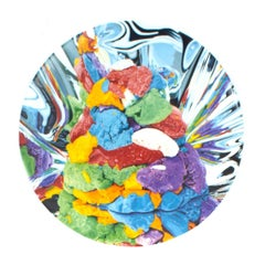 Jeff Koons Limited Edition Play-Doh Plate for Bernardaud