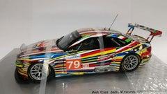 1:18 MINICHAMPS BMW M3 GT2 ART CAR