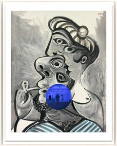 Gazing Ball (Picasso Couple) - Contemporary, Limited Edition print by Jeff Koons