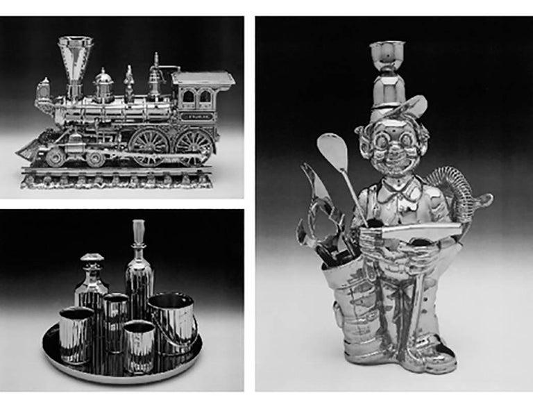 Jeff Koons Still-Life Print - Luxury and Degradation Portfolio