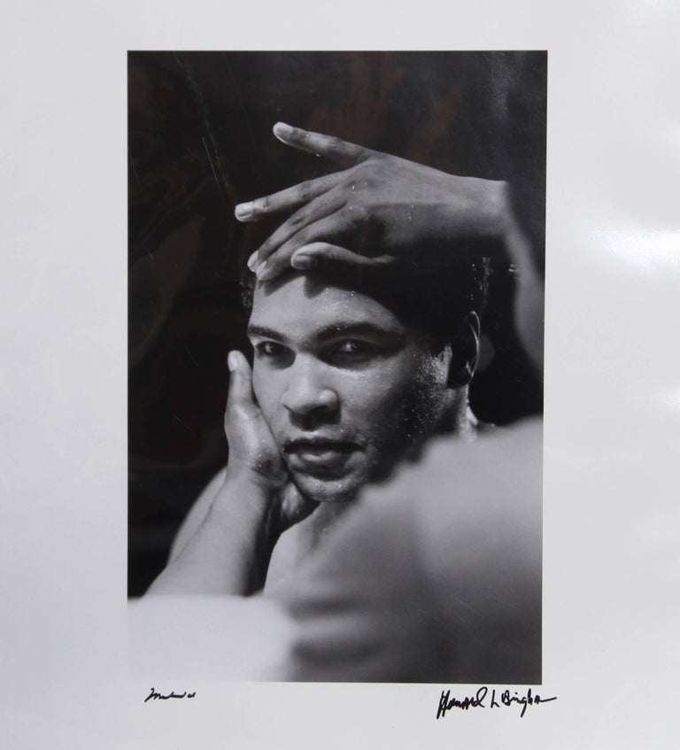 Artist 1: Jeff Koons, American (1954 - )  Artist 2: Howard L. Bingham, American (1939 - )  Title: GOAT: A Tribute to Muhammad Ali - CHAMPS Edition  Book: Hardcover Book in Clamshell Box, signed and numbered on Frontispiece by Artists and Muhammad