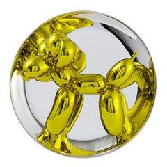 Jeff Koons Balloon Dogs (Yellow)