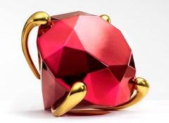 Jeff Koons, 'Diamond (red)' 2020