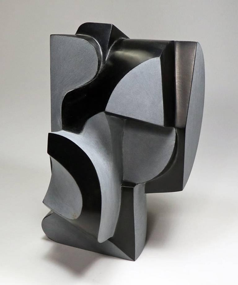 Free Verse ii - Sculpture by Jeff Metz