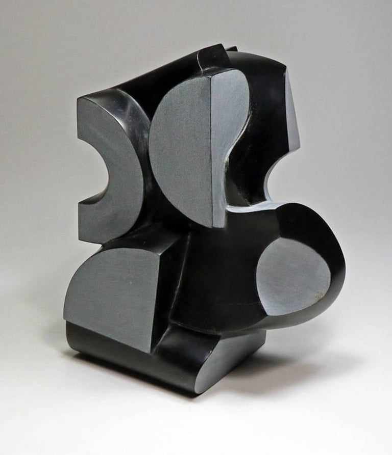 Free Verse ii - Contemporary Sculpture by Jeff Metz