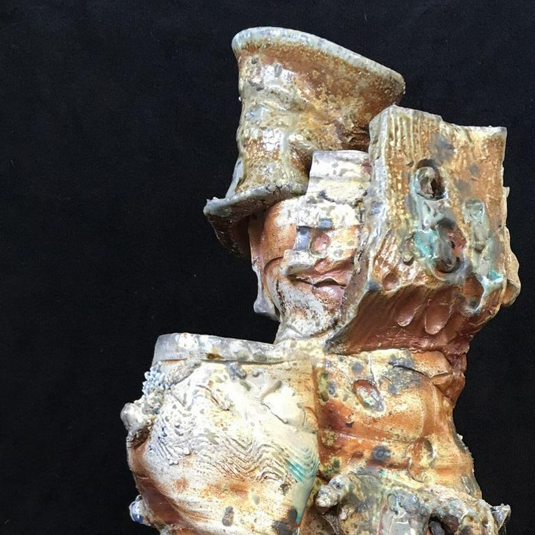 Intergalactic Vessel Series - Sculpture by Jeff Whyman