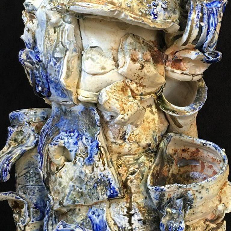 Intergalactic Vessel Series - Contemporary Sculpture by Jeff Whyman
