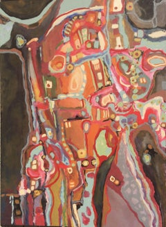 ILUSIONES # 8, Painting, Acrylic on Canvas