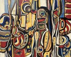 SALVAJE # 15, Painting, Acrylic on Canvas