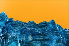 The Blue Wall from Zion: Plateaux of Mirrors Series