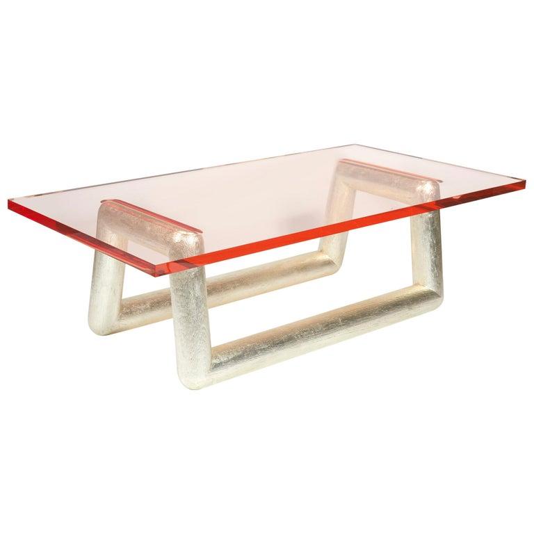Jelly Coffee Table by Mattia Bonetti, In stock For Sale