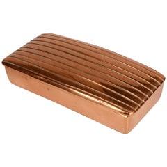 Jenfred-Ware Copper Box by Ben Seibel
