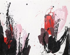 Abstract Composition IV, Painting by Jenik Cook