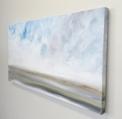 From Sea to Sky III, Abstract Painting