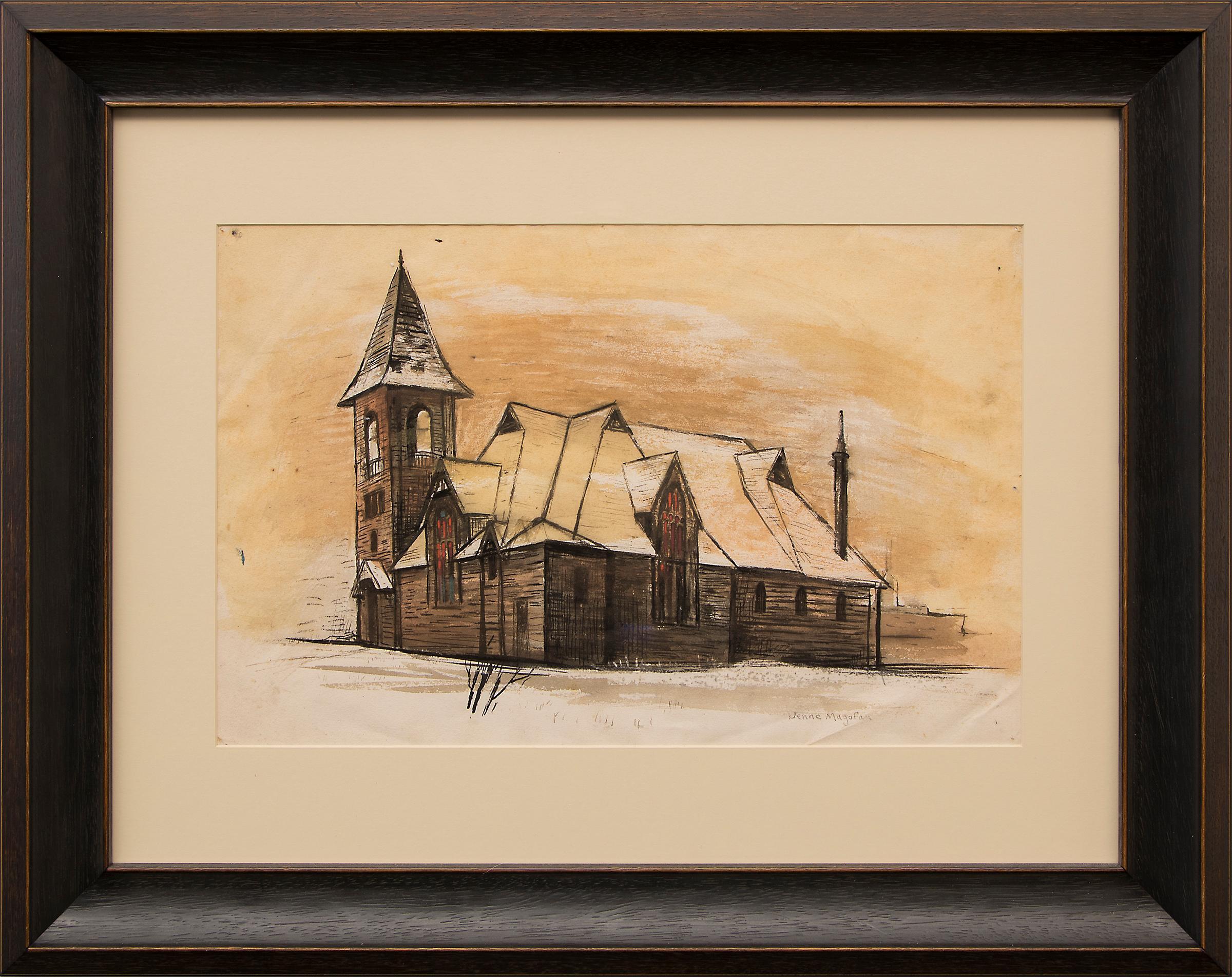 Church in Leadville (Colorado)