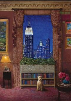 Manhattan Night Light