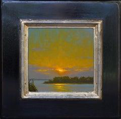 Blushing Sunset. Virginia.