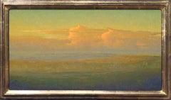 Travelers by Jennifer Mosses. Original oil painting.