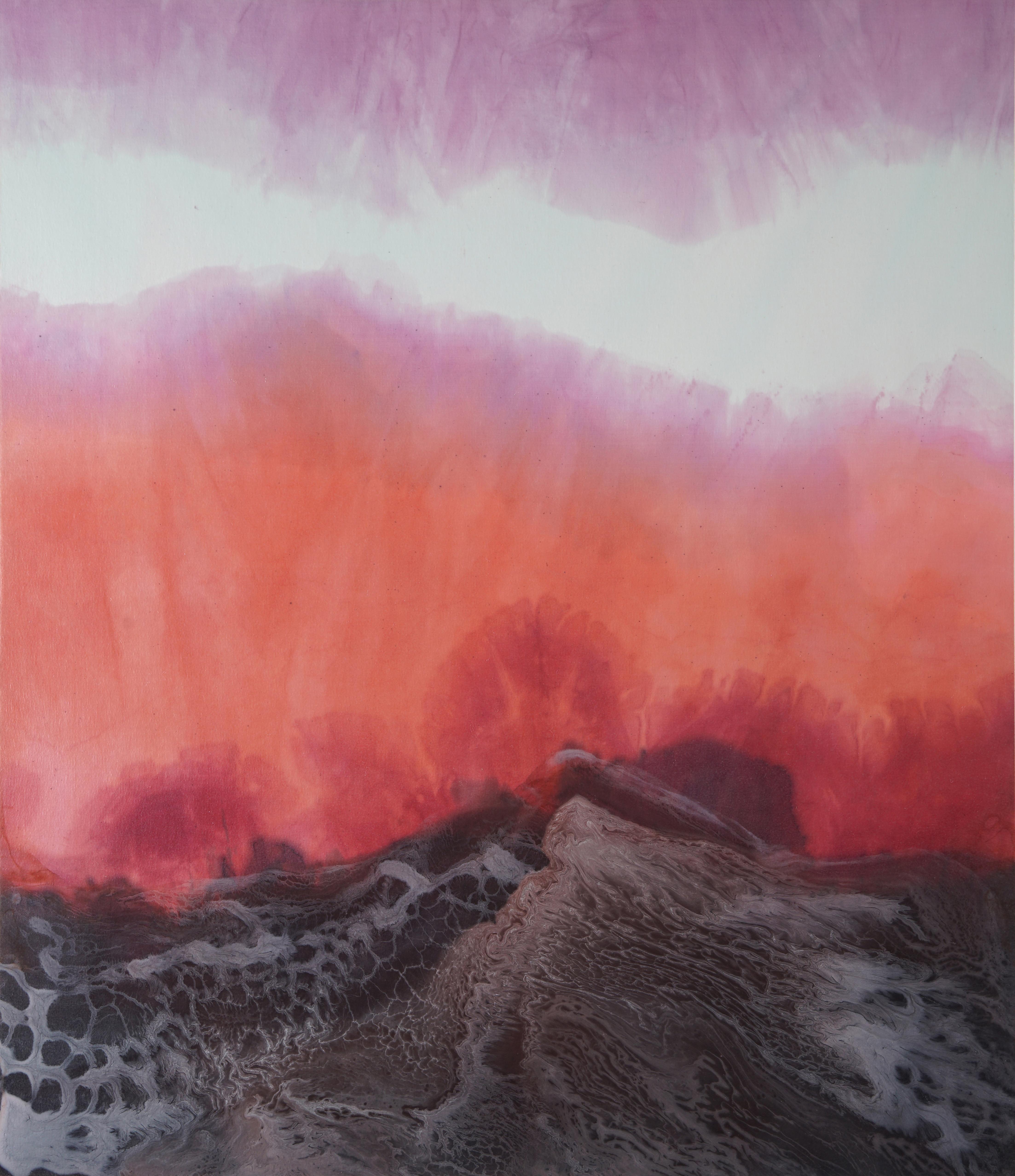 Dye Painting #8