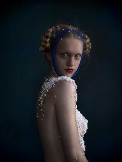 Delfts Blue, Rosa - Portrait Photography
