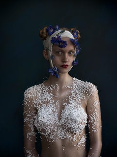Rosa In Blue - Portrait Photography