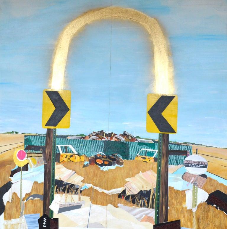 Miscalibration: sacred profane - Mixed Media Art by Jenny Day
